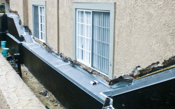 Below-Grade Waterproofing, San Diego CA