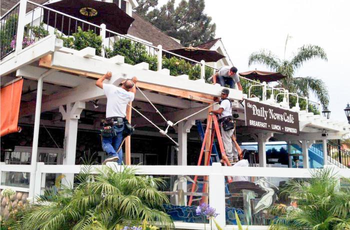 Daily News Café, Carlsbad CA