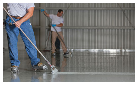 Sealing floors